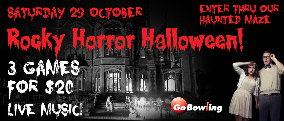 LIVE Music and a haunted maze